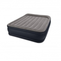 "64136 Кровать-матр.""QUEEN DELUXE PILLOW REST RAISED AIRBED WITH FIBER-TECH BIP"",эл/н220V,203х152х42 64136"